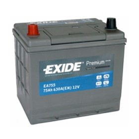 Exide EA755 Premium (069/031) Exide Agricultural