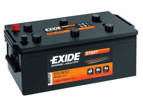 Exide EN900 Start (627) Exide Agricultural