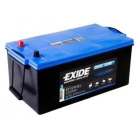 Exide EP2100 Dual AGM (625) Exide Leisure