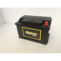 Energy Value 096 68Ah 570CCA Car Battery (096) (067)