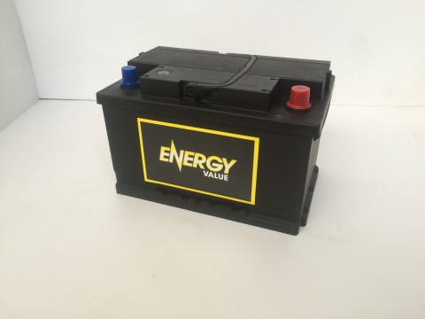 Energy Value 100 66Ah 570CCA Car Battery (100)