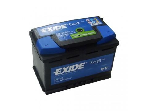 Exide EB740 W067SE (096)