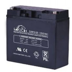 Leoch LPC12-20 Mobility Battery (12V 20AH) (LPC20-12) (20-12) (AGM22EV) Leoch Alarm