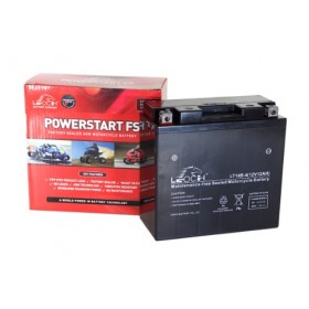Leoch YT14B-BS 12v 12Ah Motorcycle Battery Leoch Mototcycle