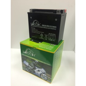 Leoch YTX20-BS 12v 18Ah Motorcycle Battery Leoch Mototcycle