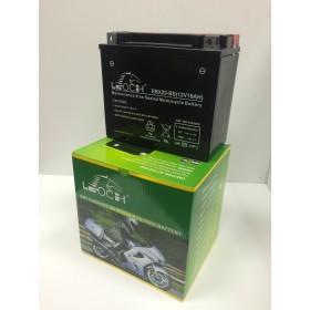 Leoch YTX20-BS 12v 18Ah Motorcycle Battery Leoch Mototcycle