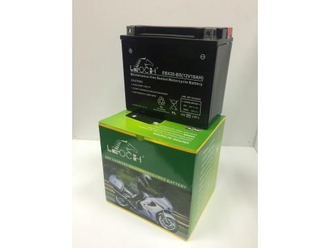 Leoch YTX20-BS 12v 19Ah AGM Motorcycle Battery