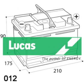 Lucas Premium LP012UR