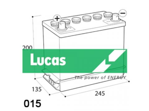 Lucas Premium LP015 Lucas Lawn Mower