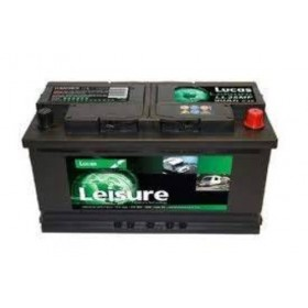 Lucas LL25MF Leisure Battery 90Ah (LV25) Lucas Leisure