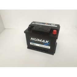 Numax 027 60Ah 540CCA Car Battery