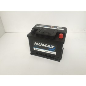 Numax 027 60Ah 540CCA Car Battery