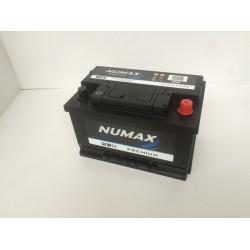 Numax 100 68Ah 570CCA Car Battery