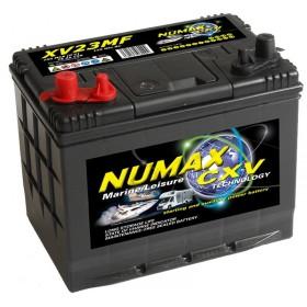 Numax XV23MF 75Ah Dual Purpose Leisure / Marine Battery