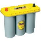 Optima Yellow Top YTS 5.5 (8051-187) (BCI D31) (YTS5.5 AGM) Odyssey Racing