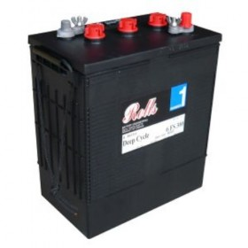 Rolls 6V 6-FS-300 Deep Cycle Battery Rolls Marine