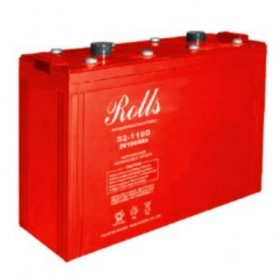 Rolls 2V S2-1180AGM Deep Cycle Battery  Rolls Industrial