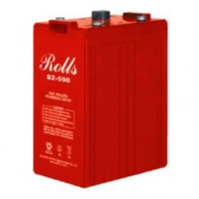 Rolls 2V S2-590AGM Deep Cycle Battery  Rolls Industrial
