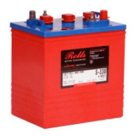 Rolls 6V S-320 Deep Cycle Battery