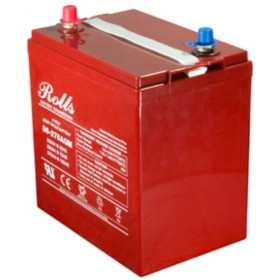 Rolls 6V S6-275AGM Deep Cycle Battery  Rolls Golf Buggy