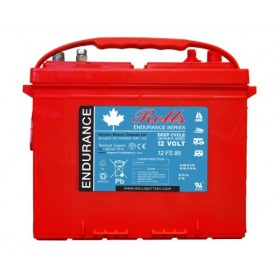 Rolls 12v 12FS85 12V 85Ah Deep Cycle Battery Rolls Marine