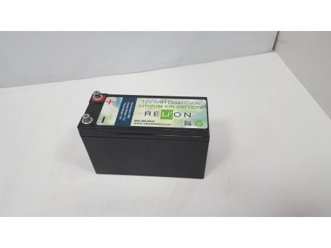 Relion Lithium RB5DP 12v 5Ah Lithium Battery