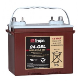 Trojan 24-GEL 12V Deep-Cycle Gel  Trojan Leisure