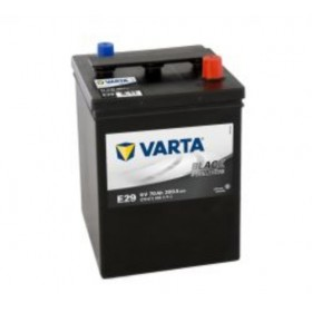 Varta E29 Promotive Black 070 011 030 (421) Varta Industrial