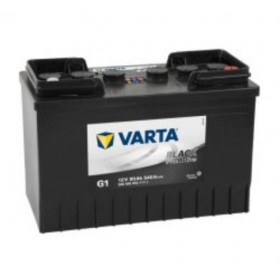 Varta G1 Promotive Black 590 040 054 (643) Varta Agricultural