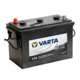 Varta L14 Promotive Black 150 030 076 (541) Varta Industrial