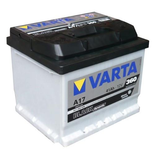 varta black dynamic a17 battery