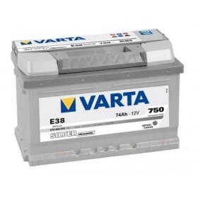 Varta E38 Silver Dynamic 574 402 075 (100) Varta Taxi