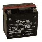 Yuasa YTX5L-BS 12V 4.2Ah AGM Motorcycle Battery